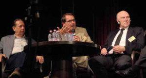 Michael Kaiser, Andreas Bracher, Franz-Jürgen Römmeler