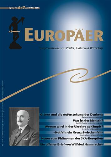 Europaer_06_07_2014_cover