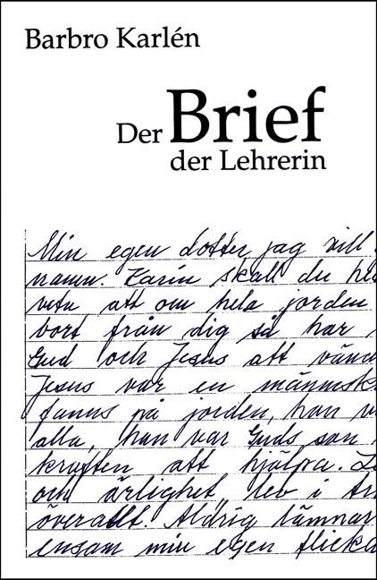 Der Brief Der Lehrerin Perseus Verlag